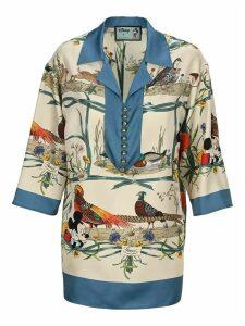 Gucci Disney X Gucci Silk Shirt