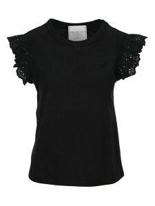 Philosophy Lace Trim Shirt