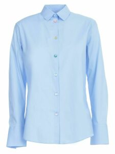 PS by Paul Smith Shirt W/colored Buttons