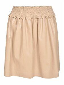 MSGM Ecopelle Skirt