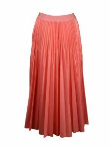 Givenchy Midi Skirt Flamingo