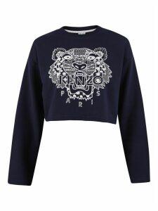 Kenzo Cropped Sweatshirt