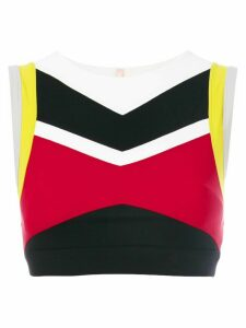 No Ka' Oi Lani cropped top - Multicolour