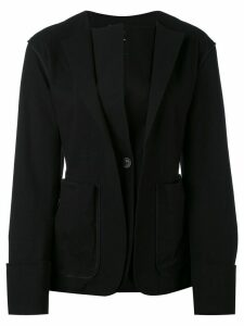 Isabel Marant double lapel jacket - Black