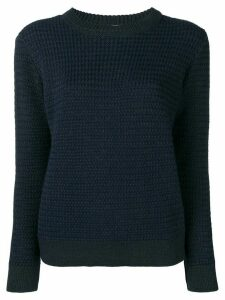 Stephan Schneider Pixir chunky knit sweater - Blue