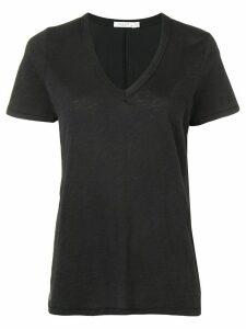Rag & Bone V-neck T-shirt - Black