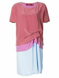 Sies Marjan gathered T-shirt - PINK