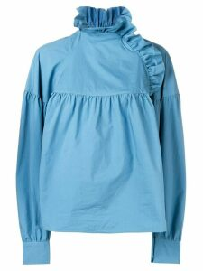 Melampo Ragan top - Blue