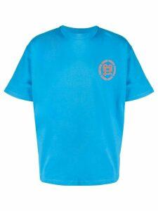 Honey Fucking Dijon printed T-shirt - Blue