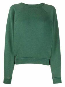 Isabel Marant Étoile raglan sleeve jumper - Green