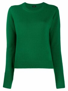 Joseph cashmere long-sleeve jumper - Green