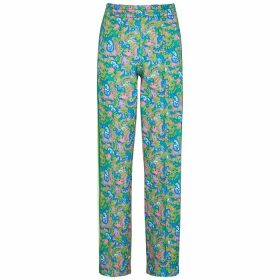 Marc Jacobs Paisley-print Stretch-jersey Sweatpants