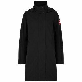Kenzo Eye-embroidered Hooded Cotton Sweatshirt