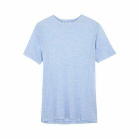 Isabel Marant Étoile Dena Blue Slubbed Jersey T-shirt