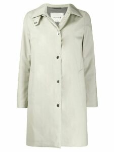Mackintosh Dunoon single-breasted padded coat - NEUTRALS