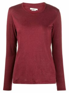 Isabel Marant Étoile round neck jumper - Red
