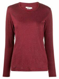 Isabel Marant Étoile round neck jumper - Red
