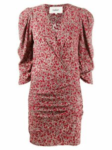 Ba & Sh fitted dress - Red