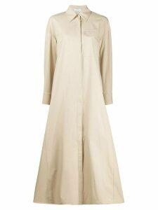 Co oversized shirt dress - NEUTRALS