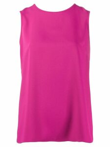 P.A.R.O.S.H. sleeveless top - PINK