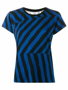 Rossignol striped T-shirt - Blue