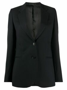 Paul Smith single-breasted fitted blazer - Blue