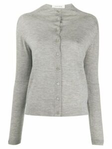 Falke cashmere button-down cardigan - Grey