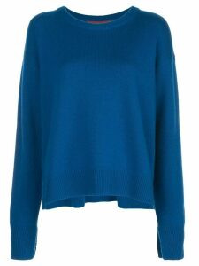 Sies Marjan loose-fit sweater - Blue