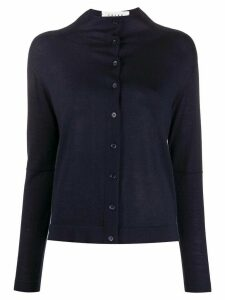 Falke cashmere button-down cardigan - Blue