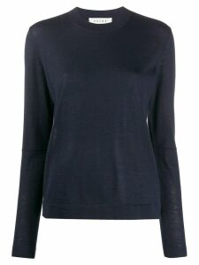 Falke cashmere long-sleeve jumper - Blue