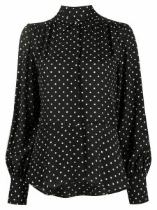MSGM polka-dot shirt - Black