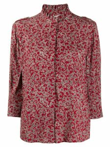 Ba & Sh printed blouse - Red