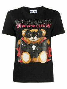 Moschino Bat Teddy T-shirt - Black