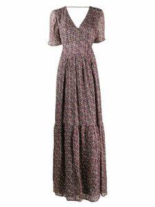 Ba & Sh Divine maxi dress - PINK