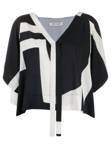 Henrik Vibskov Hang-on Summer blouse - NEUTRALS