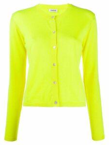 P.A.R.O.S.H. Wonder cashmere cardigan - Green