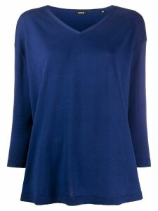 Aspesi knitted top - Blue