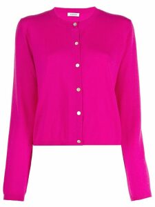 P.A.R.O.S.H. cropped cashmere cardigan - PINK