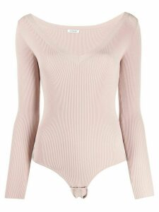 P.A.R.O.S.H. Regina knitted body - PINK