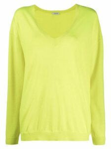 P.A.R.O.S.H. Wonder loose fit jumper - Yellow