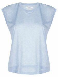 Isabel Marant Étoile Anette Muscle T-shirt - Blue