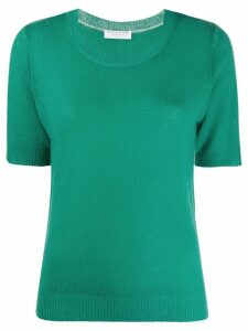 Majestic Filatures relaxed-fit cashmere top - Green