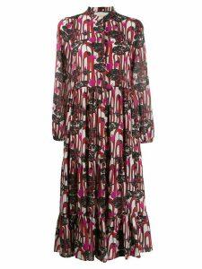 La Doublej Boho dress - PINK