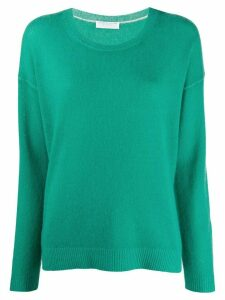 Majestic Filatures relaxed-fit cashmere jumper - Green