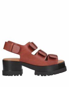 CLERGERIE FOOTWEAR Sandals Women on YOOX.COM