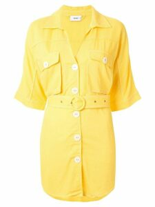 Suboo Ines button down shirt - Yellow