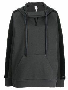 Reebok x Victoria Beckham x Victoria Beckham cotton hoodie - Grey