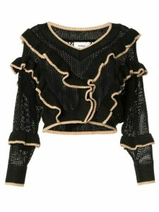 Suboo Mimi knit jumper - Black