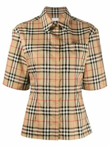 Burberry Vintage Check shirt - Blue