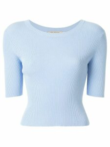 BEC + BRIDGE Astrid knitted T-shirt - Blue